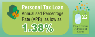 Bidding farewell to your tax bills!